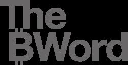 The B Word Logo